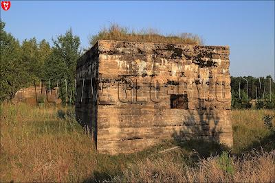 Второй немецкий бункер в Подъязовле
