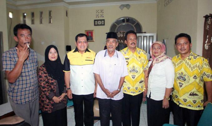 Keluarga Besar Petta Baso Siap Menangkan NH-Aziz di Wajo