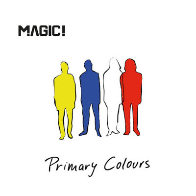 MAGIC! - PRIMARY COLORS [ALBUM]