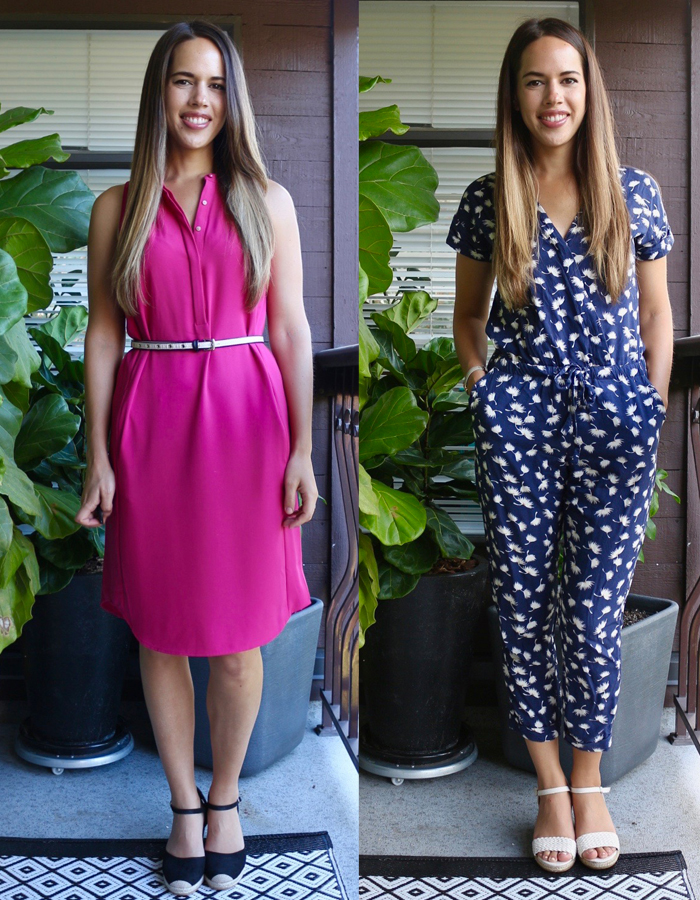 Jules in Flats July Outfits