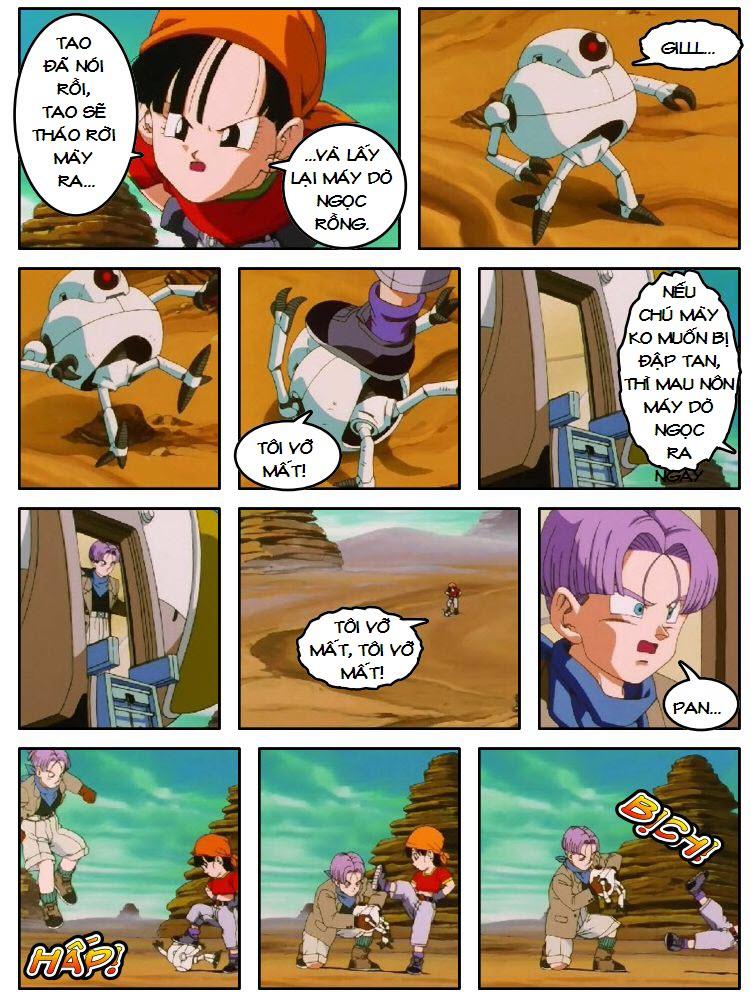 Dragon Ball GT chap 13 - Trang 15