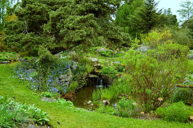 Jardins botaniques de Genève