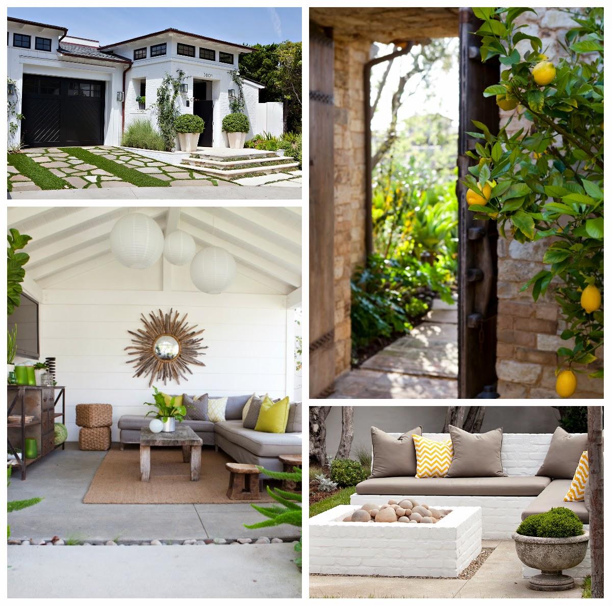 Secret Garden: Ciao! Newport Beach: Molly Wood Garden Design