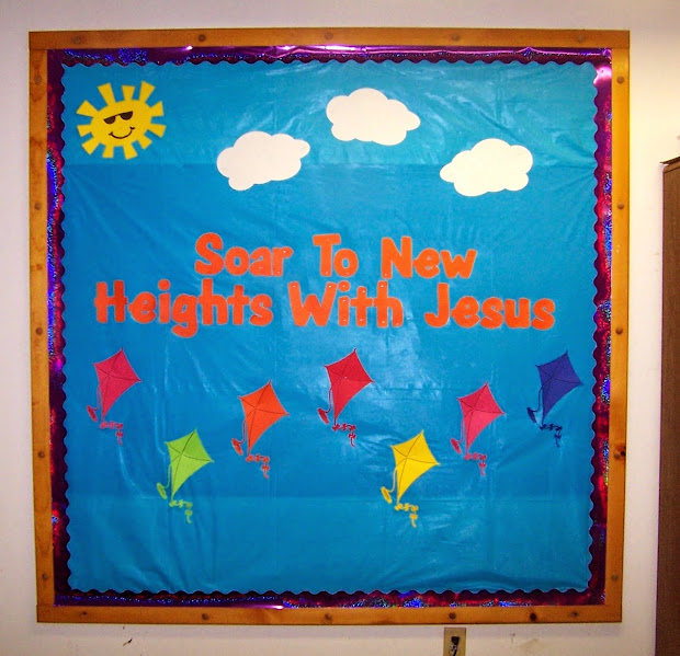 Christian Bulletin Board Ideas
