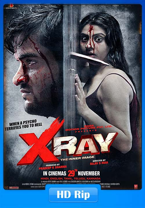 X Ray The Inner Image 2019 Hindi 720p WEB DL x264 | 300MB 480p | 100MB HEVC