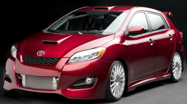 2018 Toyota Matrix Reviews