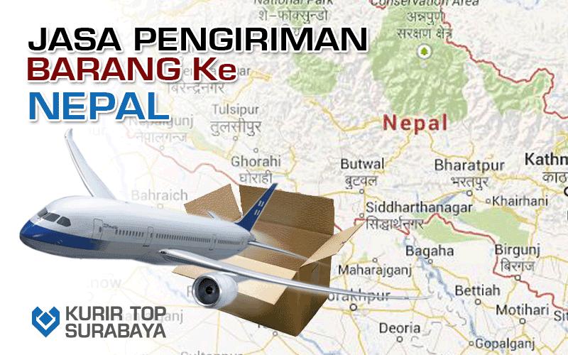 JASA PENGIRIMAN LUAR NEGERI | KE NEPAL