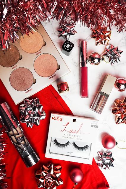 Festive party makeup picks