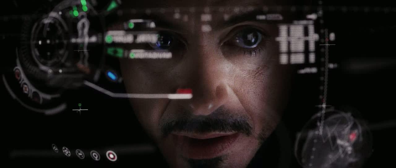 Iron Man (2008) 720p BRRip Español Latino-Inglés 5.1