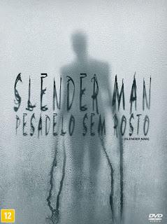 Slender Man: Pesadelo Sem Rosto - BDRip Dual Áudio