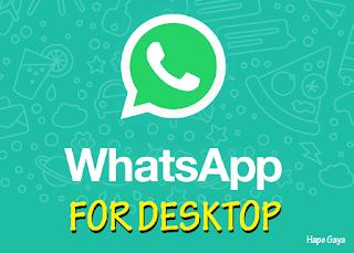 Cara Mudah Pakai WhatsApp Di Laptop Tanpa Aplikasi