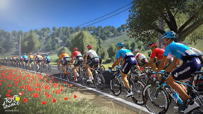 Tour De France 2019 Game Screenshot 1