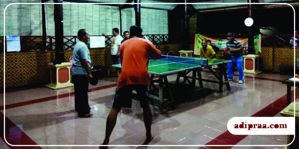 Lomba Tenis Meja Antar RT Se-RW.02 Minomartani | adipraa.com