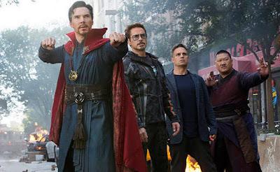 Sets Up Epic Fight in Avengers: Infinity War Trailer 2 businessveeru.com