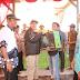 Bupati Kotabaru  Serahkan Bantuan Lampu Tenaga Surya