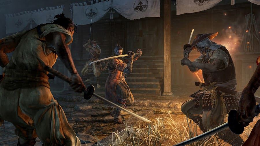 sekiro shadows die twice ps4 strategy