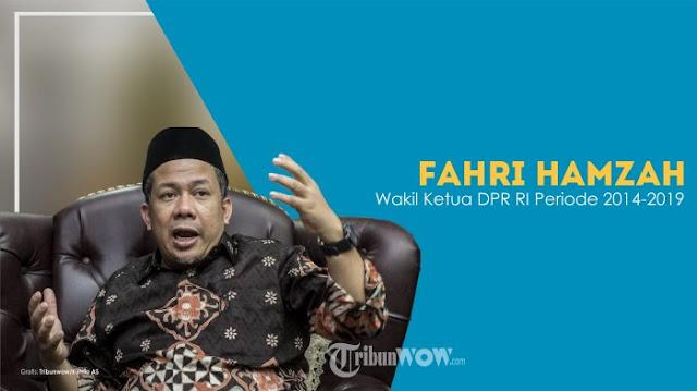 Reaksi Fahri Hamzah ketika Dengar Mahkamah Agung Tolak Kasasi PKS terkait Pemecatannya