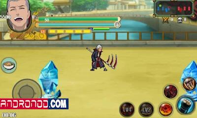 Naruto Ultimate Ninja Storm 3 V1 Apk By Arsyad