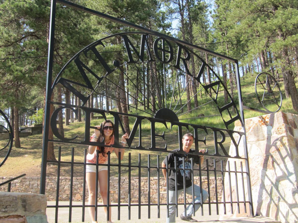 cementerio de Moriah, Deadwood