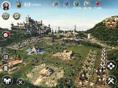 Dawn of Titans Mod Apk Terbaru (Free Shopping)