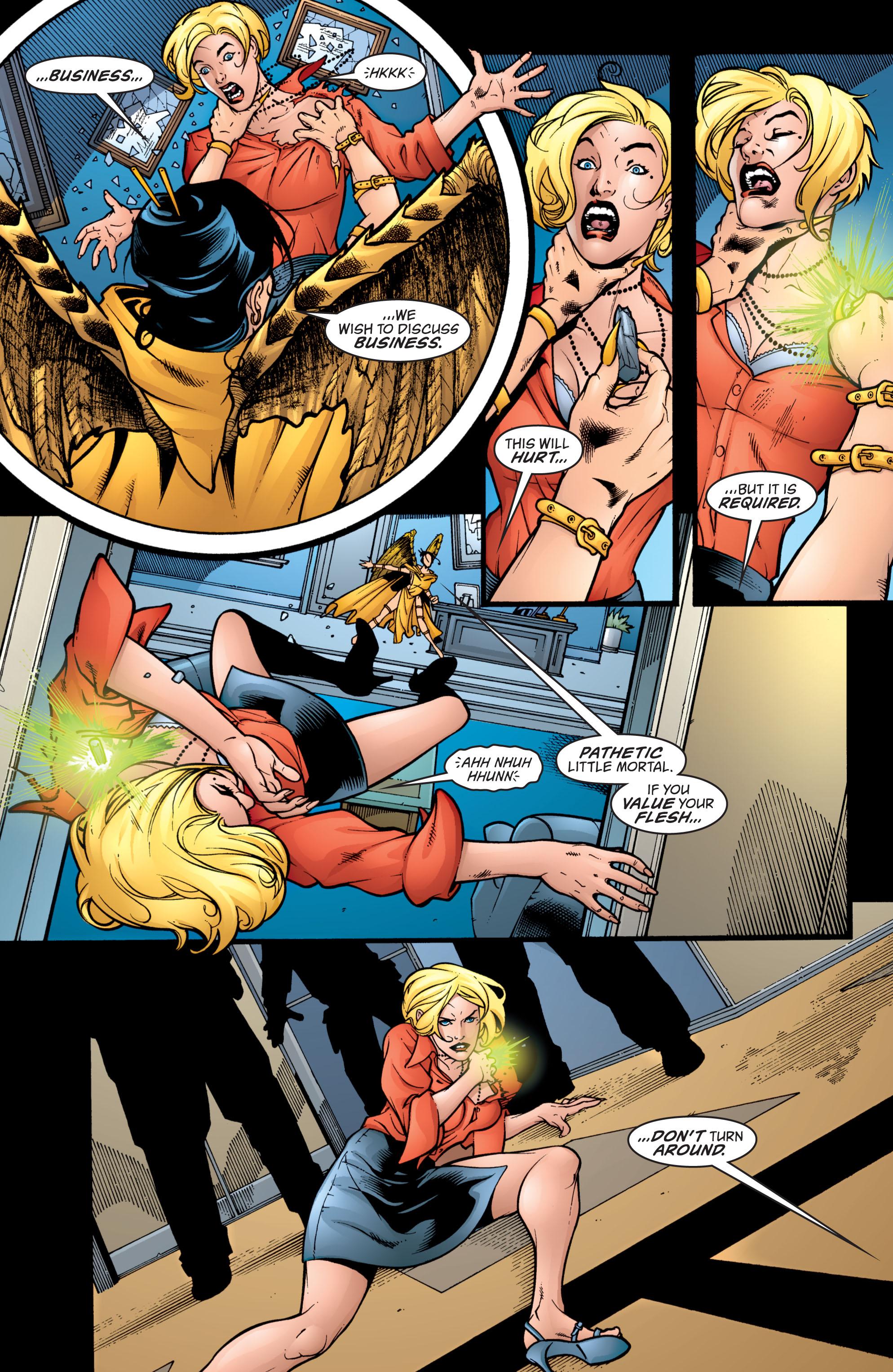 Read online Wonder Woman (1987) comic -  Issue #207 - 4
