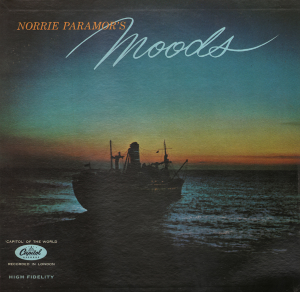 Unearthed In The Atomic Attic: Norrie Paramor's Moods