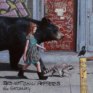 Red Hot Chili Peppers - The Getaway (2016) - Album Download, Itunes Cover, Official Cover, Album CD Cover Art, Tracklist