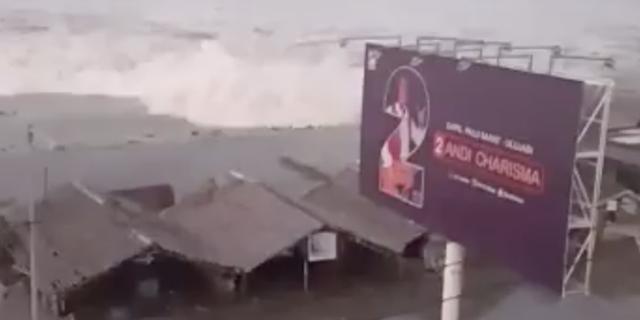 BMKG Benarkan Hantaman Tsunami di Palu