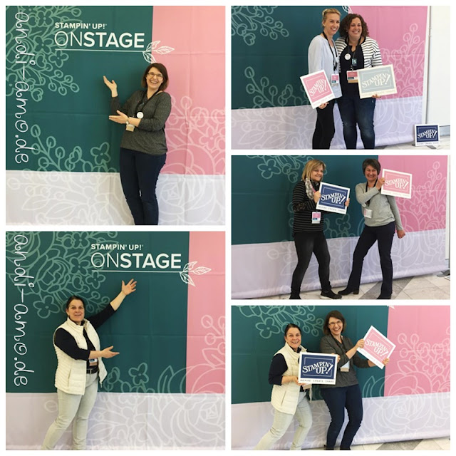 Team andi-amo Stampin Up OnStage 2019