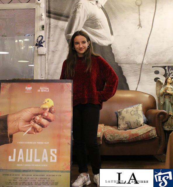 Marta Gavilán: Adela