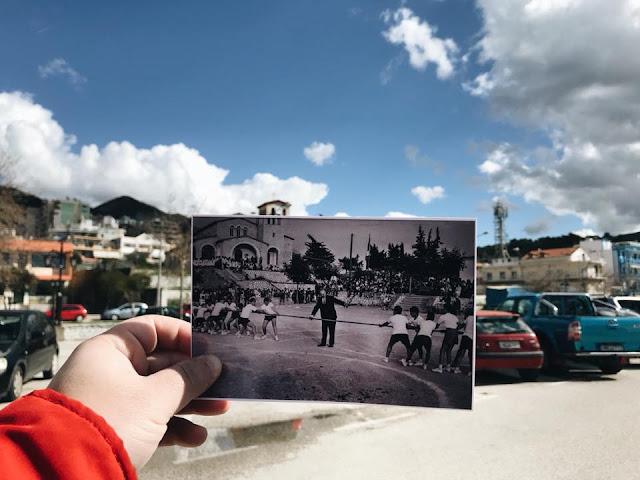 Ηγουμενίτσα: Τότε vs Τώρα
