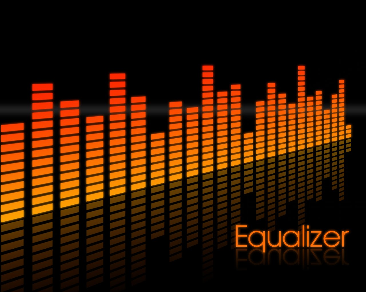 Music Equalizer Wallpaper: Club 4 Buzz: Music Wallpaper