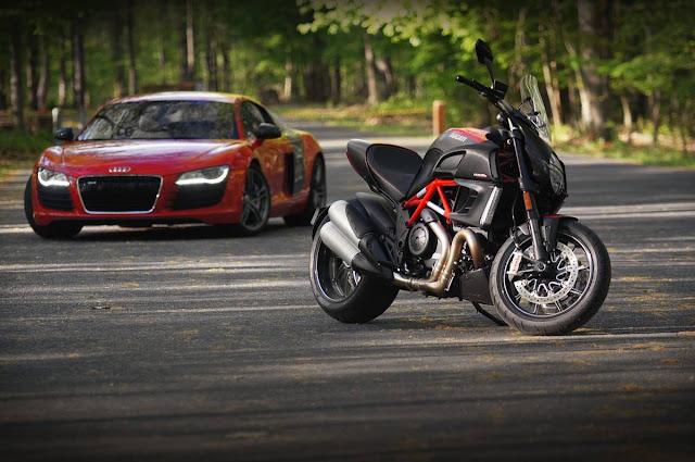 Ducati convoca 5 modelos para recall