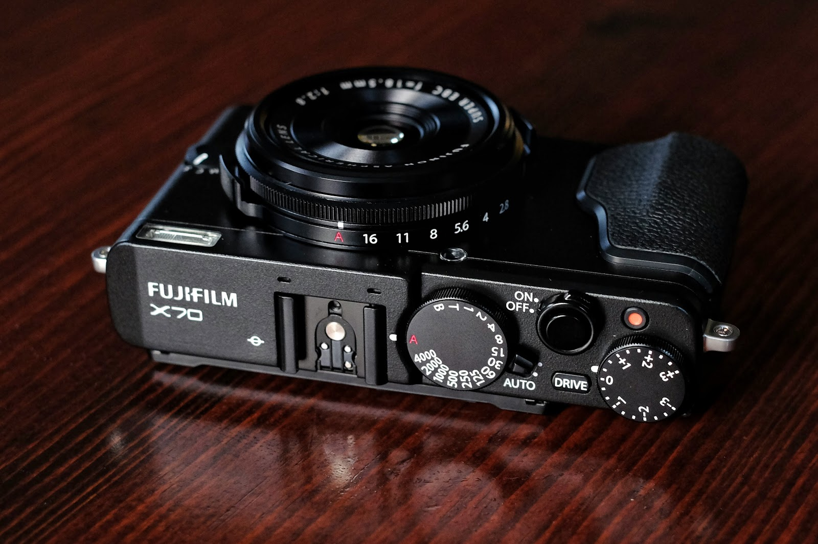 Fujifilm X70 Initial Impressions And Images