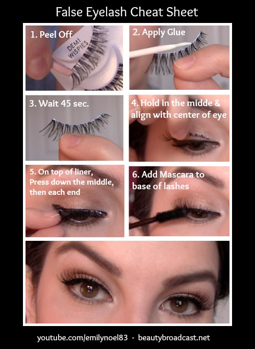 813338fc660 And as far as taking them off and cleaning, use oil-free eye makeup remover  on a cotton swab or round, and moisten the lashline. Then gently pull up on  one ...