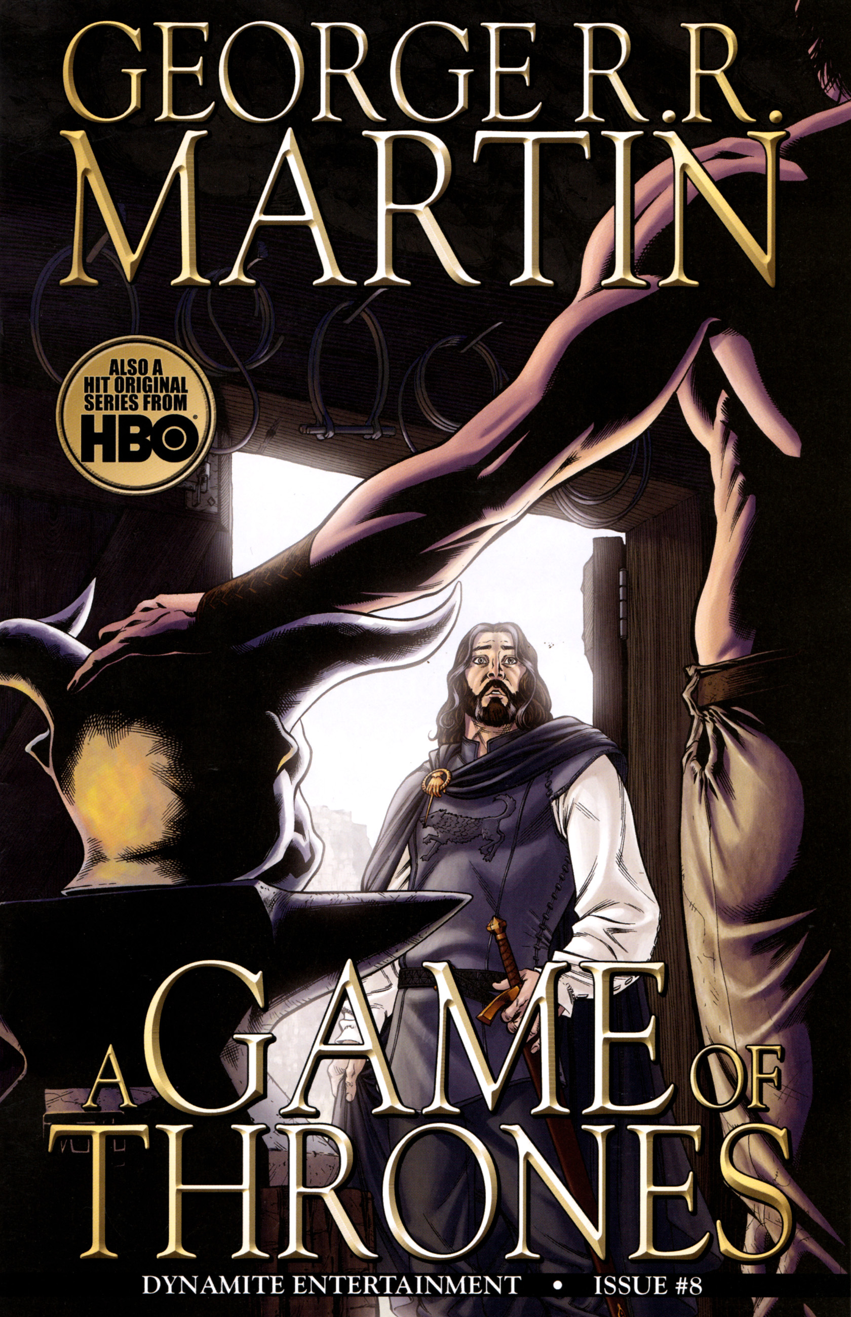 Read online A Game Of Thrones comic -  Issue #8 - 1