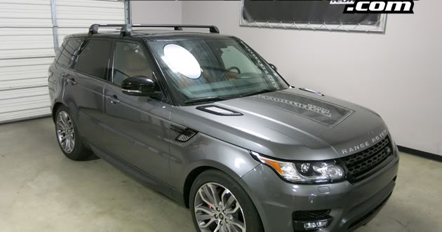 Rack Outfitters: NEW Land Rover Range Rover Sport Rhino ...