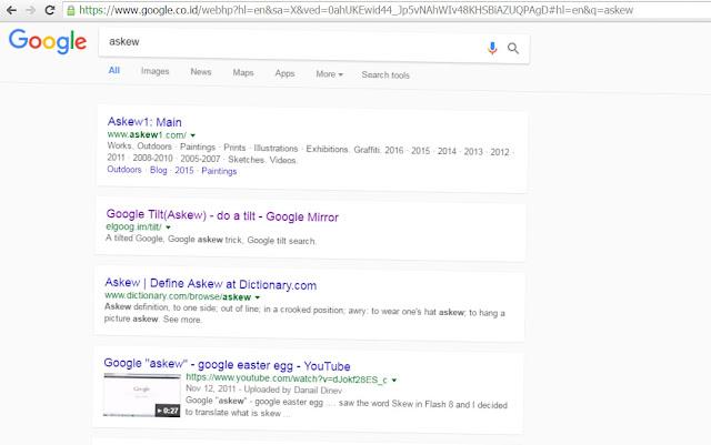 fakta google pendarian askew