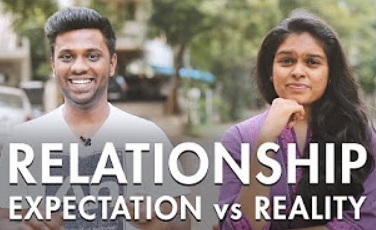 Relationship Expectation vs Reality | 1 Kg Biriyani