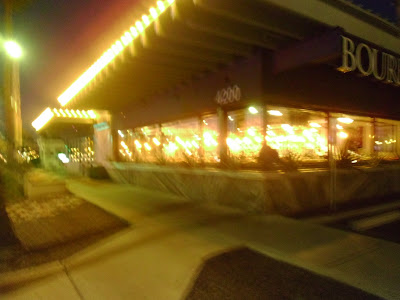 Bourbon & Bones restaurant
