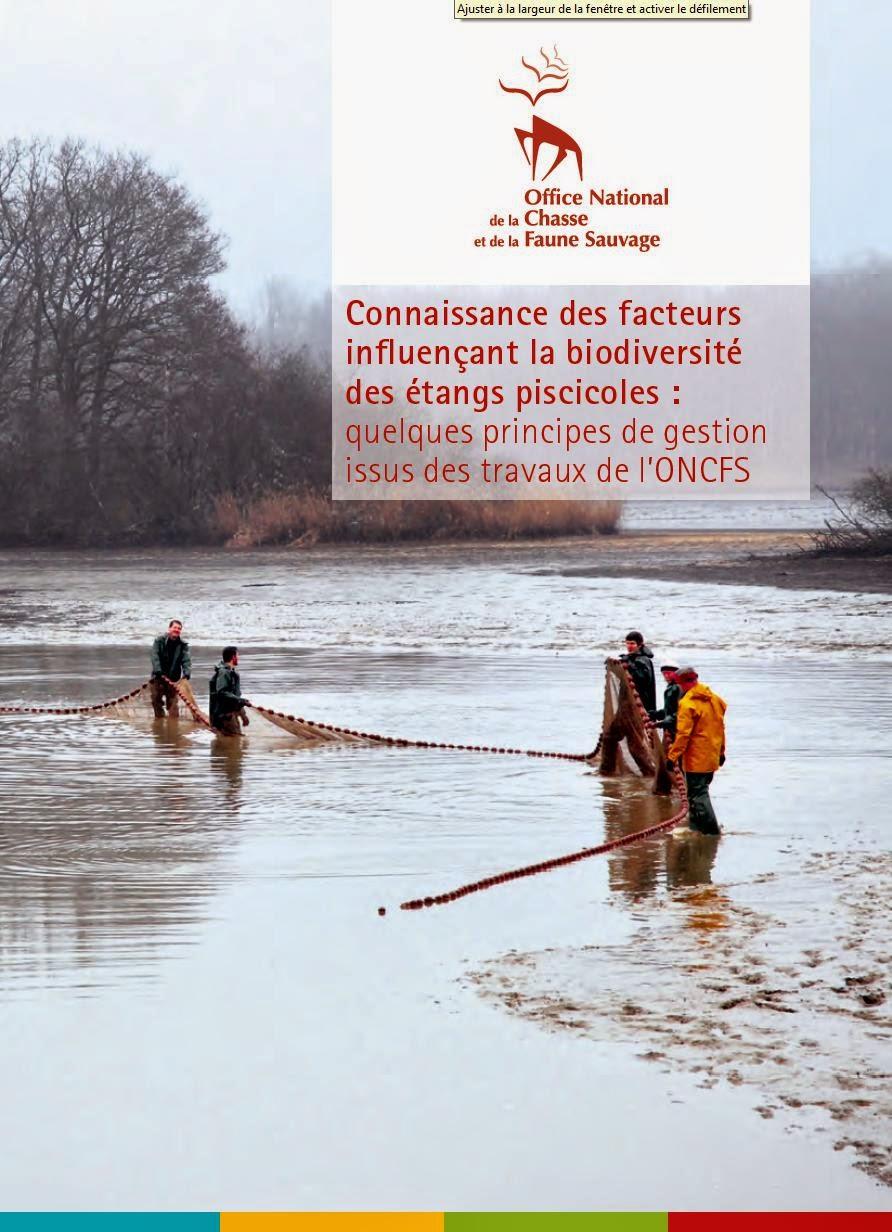 Space 2014 la pisciculture fran aise creuse toujours son - Office national de la chasse et de la faune sauvage ...