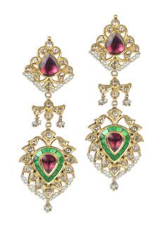 Vidya Balan in Minawala Jewellery