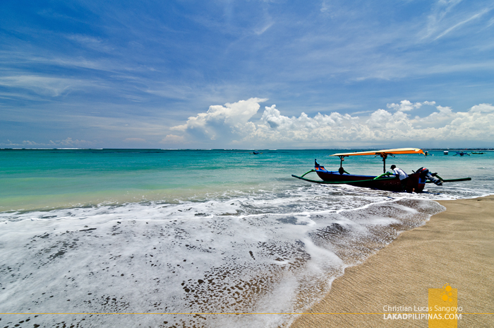 Beaches of Bali Jerman Beach