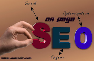 trik cara seo on page blog