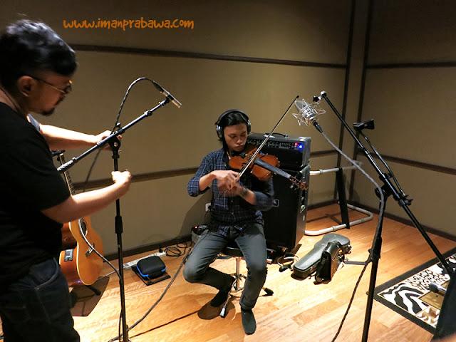 Workshop Neumann Rekaman Violin