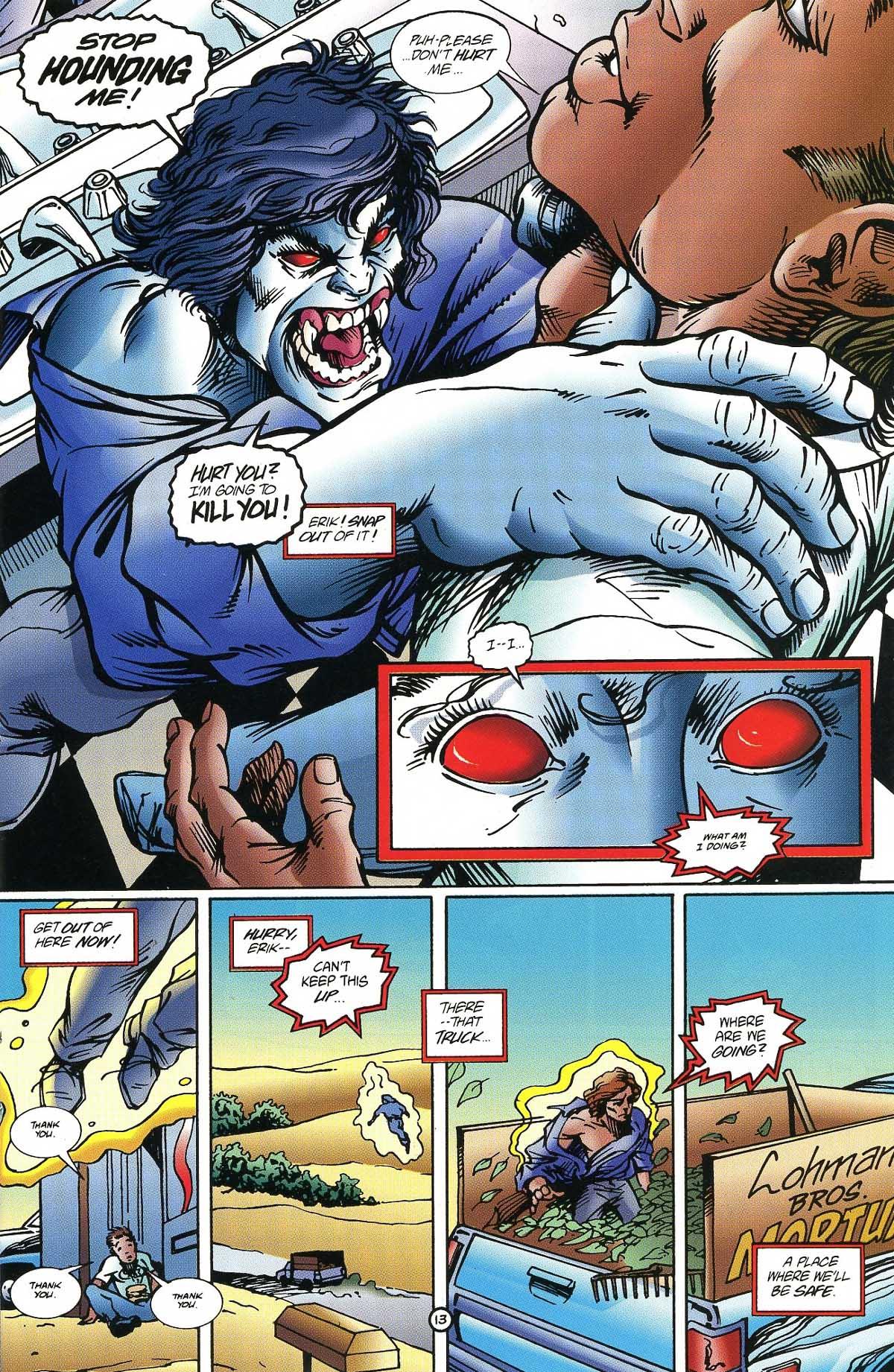 Read online Rune (1994) comic -  Issue #8 - 16