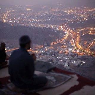 Jabal Nur | tempat Rasulullah s.a.w mengasingkan diri