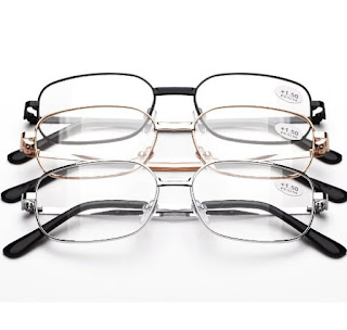 Computer Reading Glasses 2.0 For Women & Man By See 626