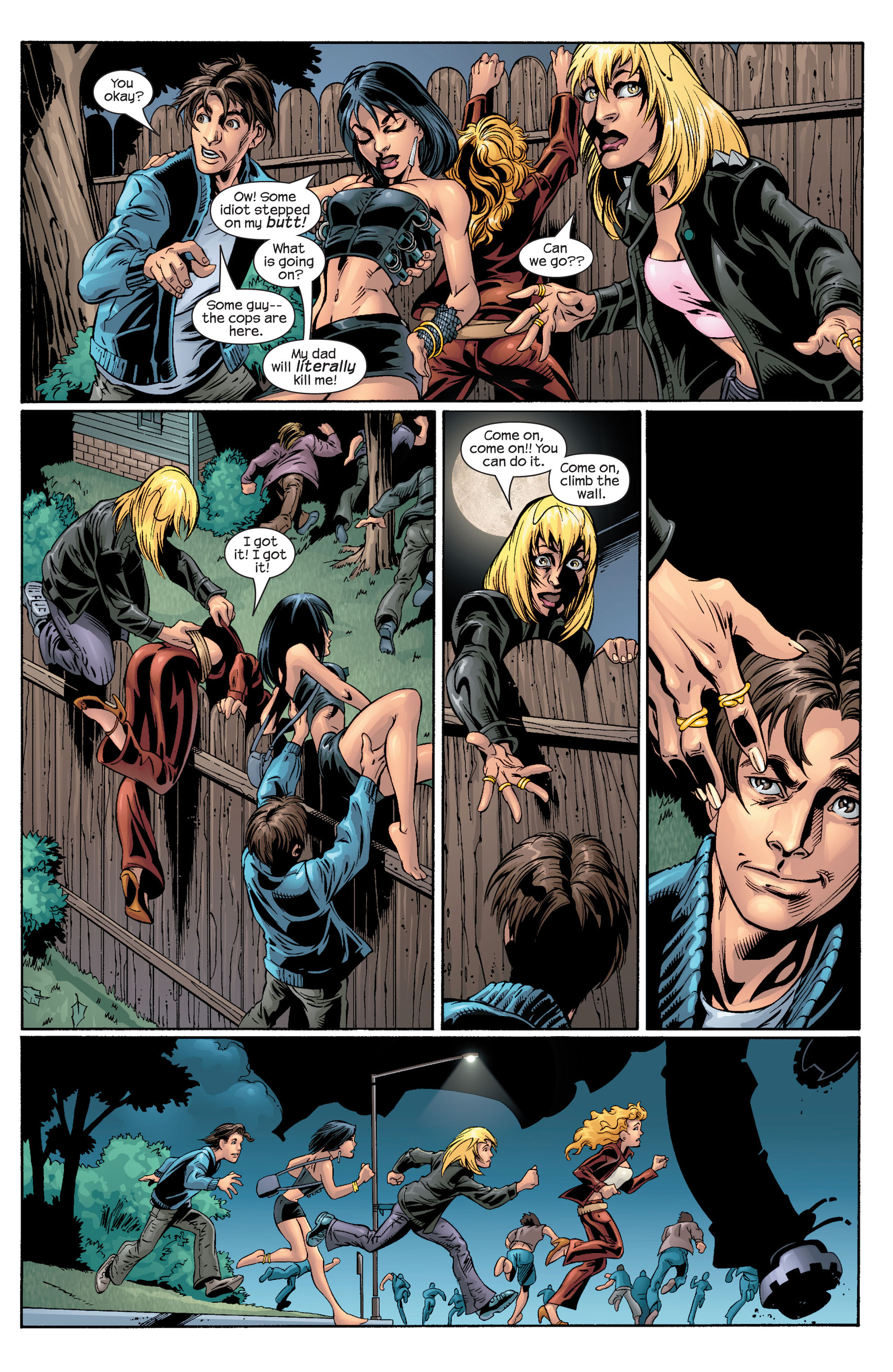 Read online Ultimate Spider-Man (2000) comic -  Issue #41 - 6
