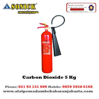 Alat pemadam kebakaran co2 5kg